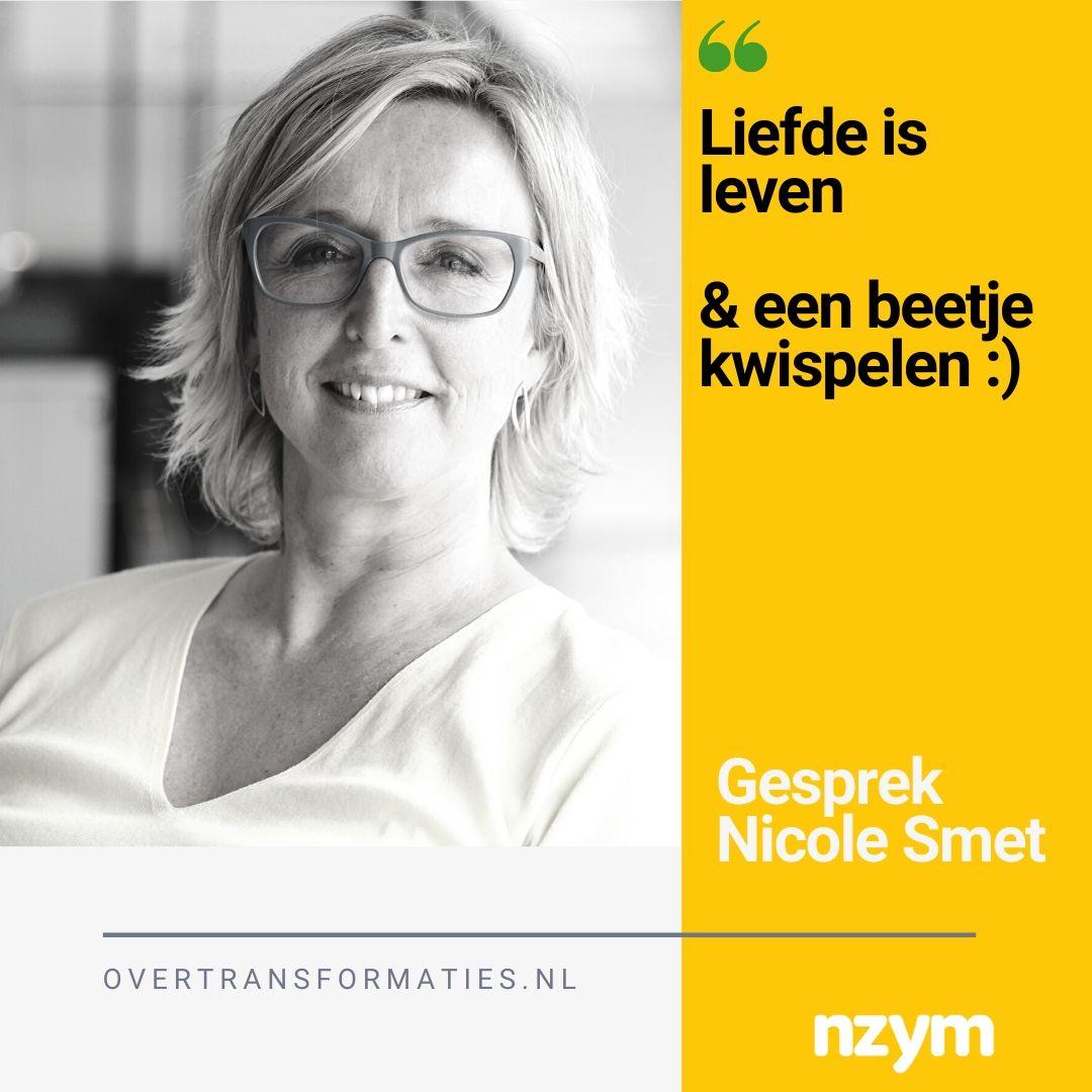 008 – Liefde is leven – Nicole Smet