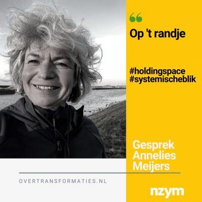 009 – Op 't randje – Annelies Meijers