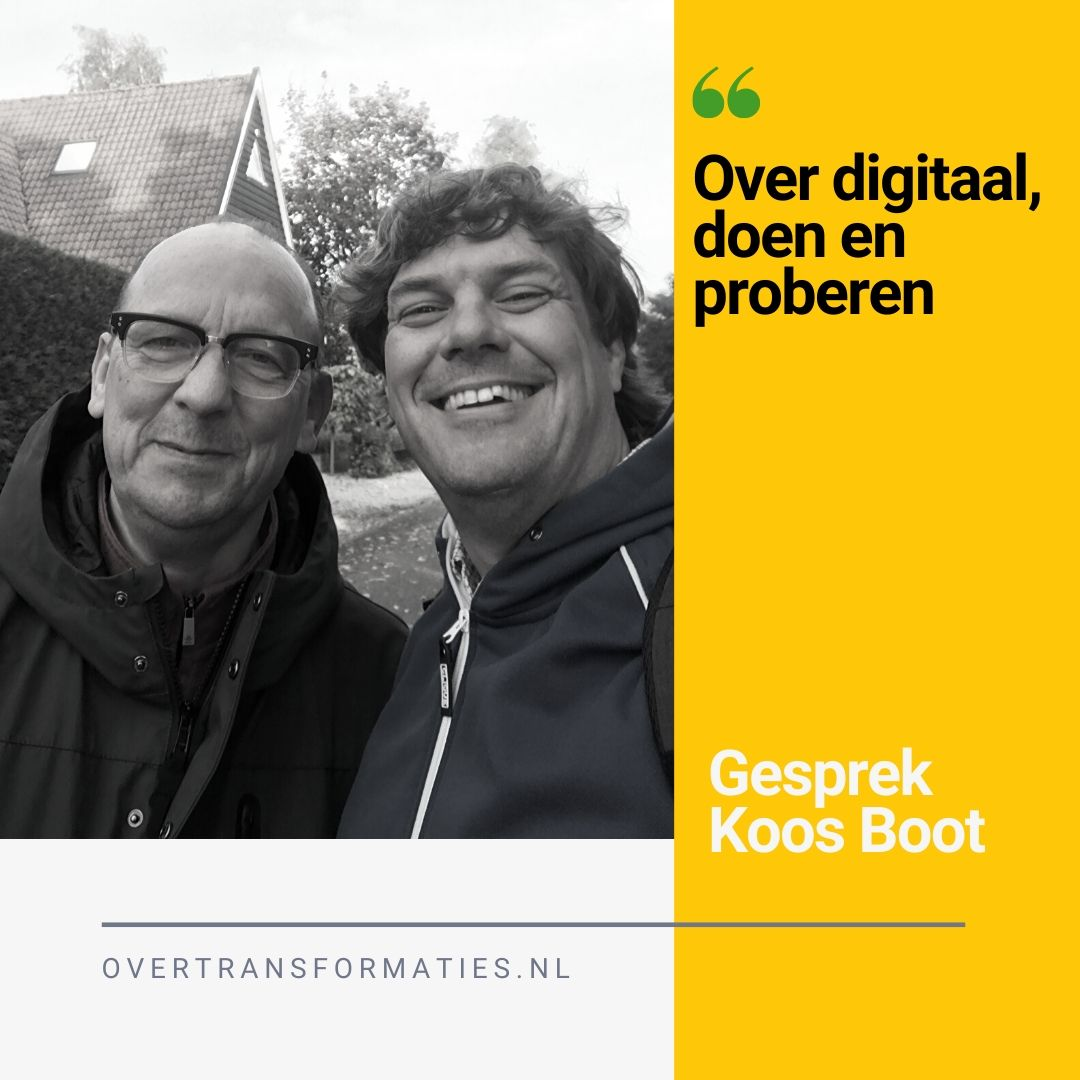 002 – Transformatie in medialand – Koos Boot