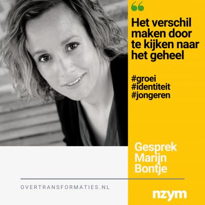 020 – Het verschil maken door te kijken naar het geheel – Marijn Bontje