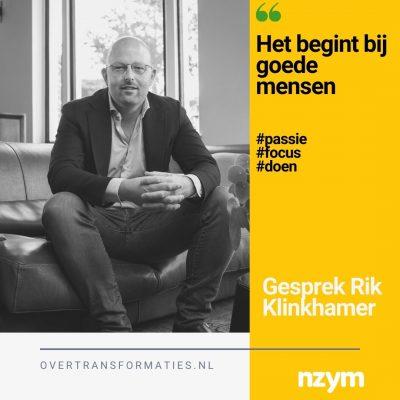 033 – Het begint bij mensen – Rik Klinkhamer